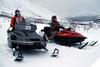 Снегоходные катания по Кольскому, и в Хибинах в частности.